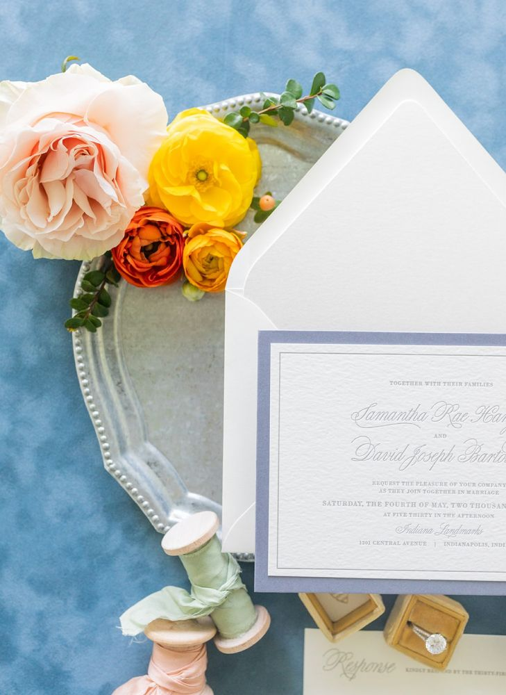 Wedding Invitation Stationery Store in Indianapolis / Carmel / Zionsville