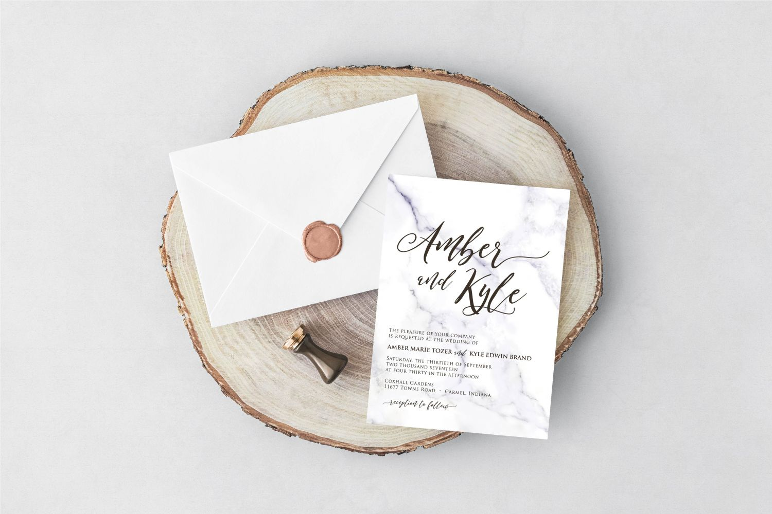 Indianapolis Carmel Westfield Keystone Wedding Stationery Invitation Store