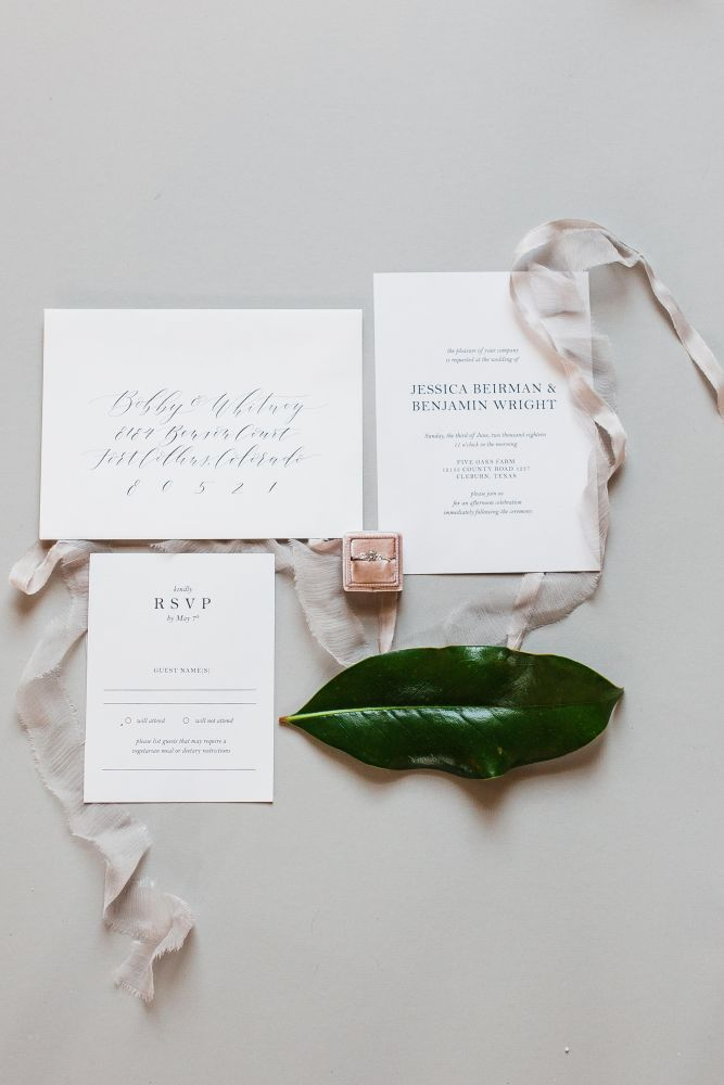 Indianapolis Wedding Invitations